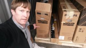 On-Site Louisville Computer Repair Co. Owner Chris Calkins