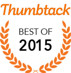 On-Site Thumbtack Award Louisville